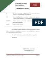 """levantamiento de una poligonal abierta por coordenadas"""""""