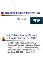 BreaBreaker_Failure_Protectionker Failure Protection