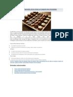 Ideas de Negocios Chocolates