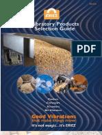 Eriez VibratoryProductsSelectionGuide Brochure
