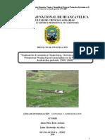 Evaluacion Economica Financiera Tecnica y Sostenible Proyectos