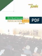Estrategia Regional de Educacion Ambiental en La Region Junin