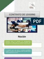 8.0 Contrato de LEASING