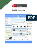 Manual SIAR Admnistracion
