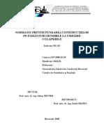 NP 125 Normativ Prvin Fundarea Constructiilor Pe Pamanturi Sensibile La Umezie Colapsibile
