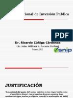 Mod 0_El SNIP v.03.2012