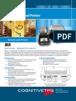 CogntiveTPG DLXi Desktop Thermal Printer