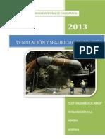 Ventilacion y Seguridad en Mineria (Autoguardado)