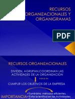 Recursos Organizacionales y Organigramas