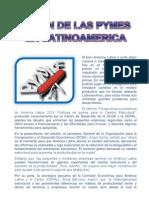 Vision de Las Pymes en Latinoamerica