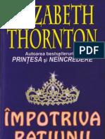 Elizabeth Thornton-Impotriva Ratiunii