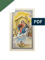 Oración a la Virgen de Loreto para adquirir un hogar.docx