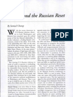 Beyond the Russian Reset