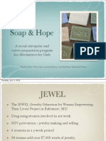 soap and hope presentation