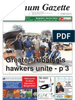 Platinum Gazette 12 July 2013