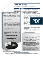 Use of Force Brief 2013