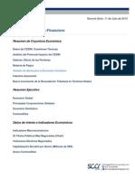 Informe Económico Financiero (Macroeconomía y Finanzas Argentina) - Julio 2013 - SCCR Consultores