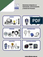 Catalogo Sensores IndustriaLES