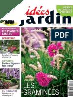 Magazine 100 IDEES JARDIN N.3 - Mars-Avril-Mai 2013