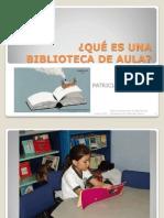 1. QUE ES Y PARA QUE SIRVE UNA BIBLIO DE AULA_ Patricia Calonje.pdf