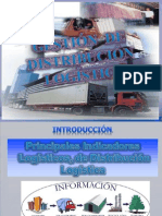 8. Gestion de Distribucion Logistica