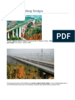 Interesting Railway Bridges