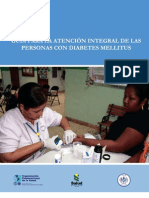 Guia Atencion Integral Personas Con Diabetes Mellitus