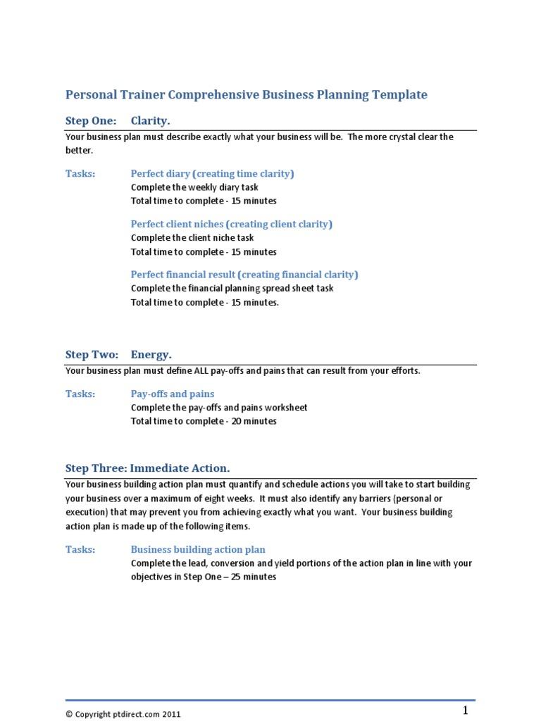 Ptdirect comprehensive pt business planning template ptd v1 ptdirect comprehensive pt business planning template ptd v1 feeling coffeehouse flashek Images