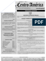 Reglamento Del Isr Acuerdo Gubernativo 213-2013