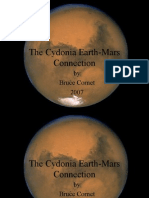 The Cydonia EarthMars Connection