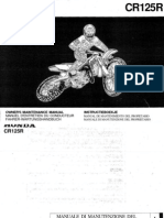 [eBook Ita] Manuale Officina Honda Cre Cr 125 r Cr125 Cr125r 2004 Ocr by m@Tley