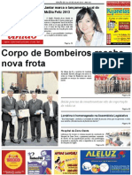 Jornal União - Edição de 12 à 25 de Julho de 2013