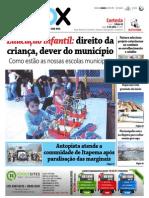 Jornal Vox, 8ª edição, 12 de julho de 2013.