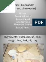 Our Food - Empanadas