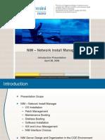 Unix NIM Presentation