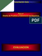 1 Presentacion Desarr Pruebas Evaluacion