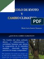 Presentacion Cambio Climatico1
