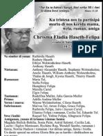 Ovl Chrisma Haseth