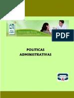 1. Políticas Administrativas