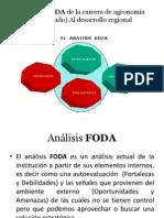 Análisis FODA en la agronomía