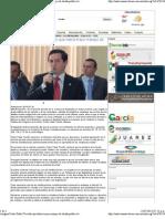 10-07-13 Asegura Pedro Pablo Treviño que habrá mejor manejo de deuda pública
