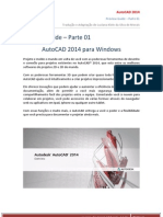 Preview Guide AutoCAD 2014 - Por Luciana Klein