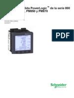 Pm800 Manual de Usuario