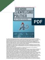 Auyero - Clientelismo político