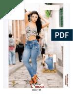 130734 - Catálogo de Jeans