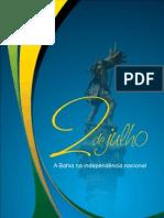 2 de Julho, A Bahia na Independência Nacional