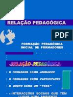 A Relacao Pedagogica