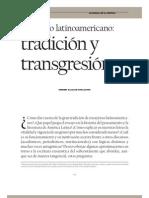 El ensayo latinoamericano