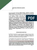 Congreso de Jalisco aprueba exhorto para que el  FARAJAL aclare sus cuentas públicas
