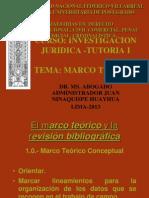 Marco Teorico Cap. II de La Tesis